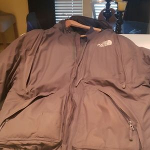 Preowned Mens Northface Coat